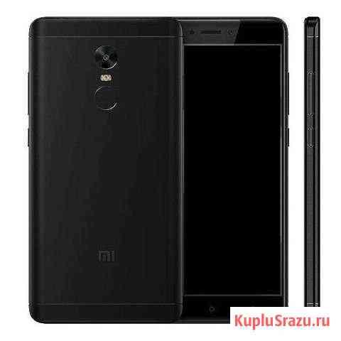 Xiaomi Redmi Note 4X 332gb Черный Челябинск