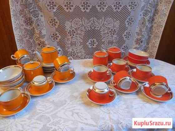 Чайные сервизы юфз Магнитогорск