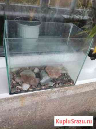 Продам аквариум бу на 20л Верхний Уфалей