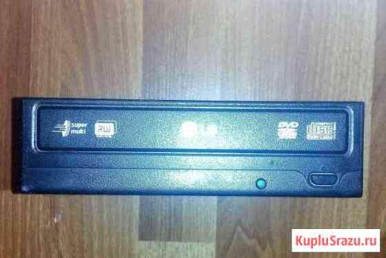 DVD-RW привод LG, model: GSA-H 12 N Магнитогорск