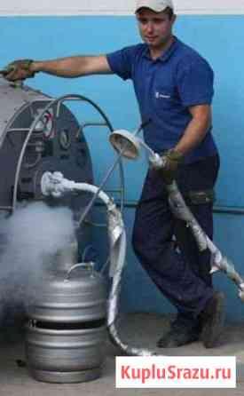 Жидкий азот Зеленодольск