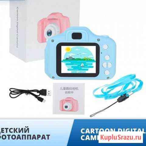Детский фотоаппарат Казань