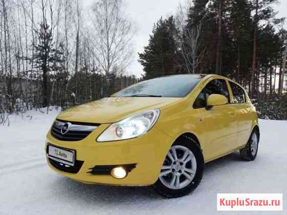 Opel Corsa 1.4 AT, 2008, 137 000 км Асбест