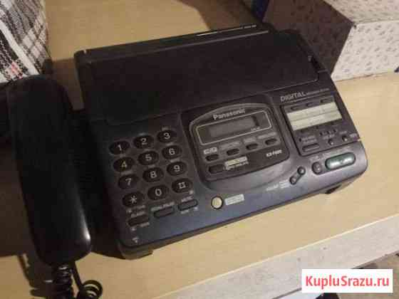 Факс panasonic kx-f680 Кстово