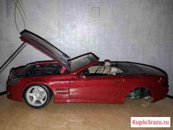 Mercedes benz SL550 Майкоп