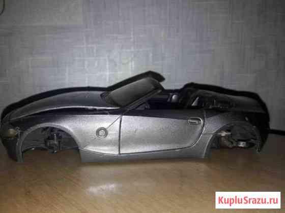 BMW Z4 маштаб 1/24 Майкоп