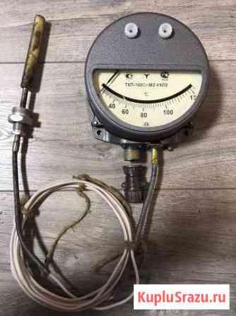 Термометр манометрический конденсационный показыва Нижний Новгород
