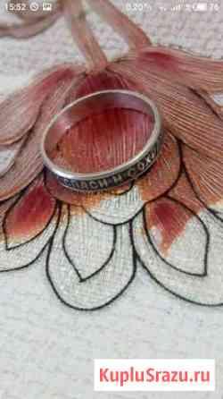 Серебряное кольцо Балахна