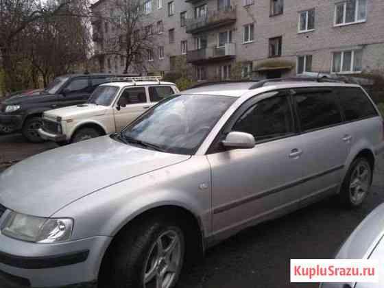 Volkswagen Passat 1.9МТ, 2000, 439000км Сланцы