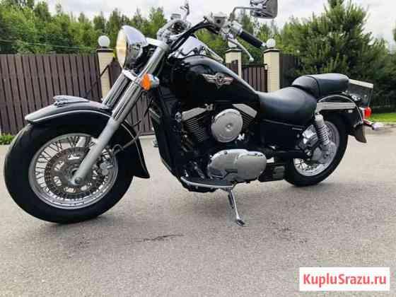Kawasaki VN1500 Vulcan Бугры