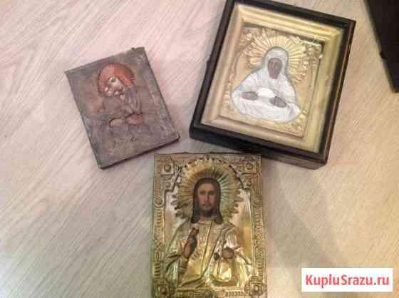 Иконы Никольское