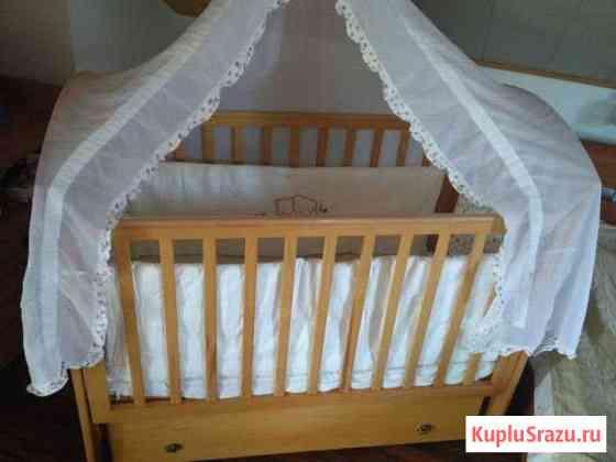 Детская кроватка Яблоновский