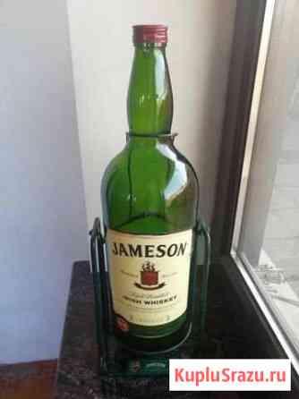 Бутылка от виски jameson Майкоп