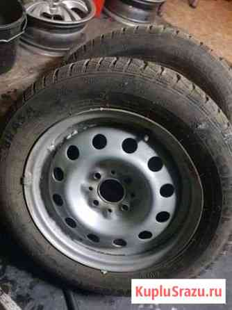 Продаю колёса на жигулиr14 Рубцовск