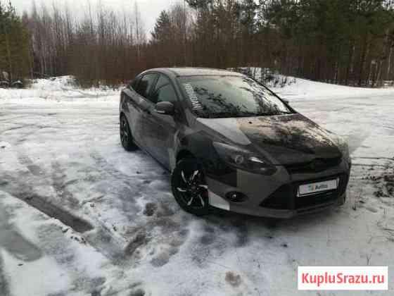 Ford Focus 1.6МТ, 2012, 94000км Плесецк