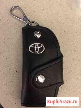 Чехол для ключа Toyota Мирный