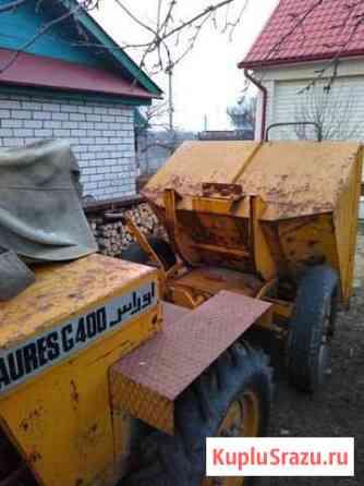 Небольшой трактор aures G 400 Бор