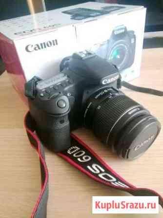 Фотоаппарат Canon 60d 18-55 kit Саров