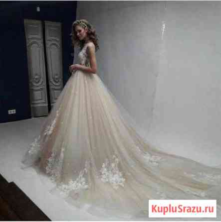 Свадебное платье фирмы beze Кингисепп