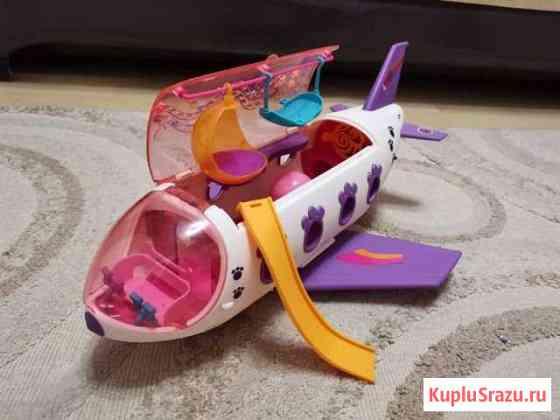 Самолет литл пет шопигрушка Сертолово