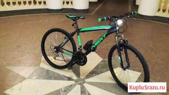 Велосипед next octane 26 горный новый продам Бугры