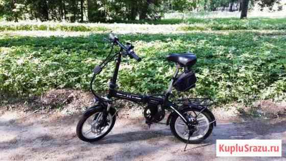 Электровелосипед новый складной fengwu 9.0 продам Бугры