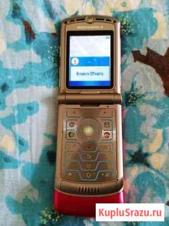 Motorola rzrV3 (оригинал) Светогорск