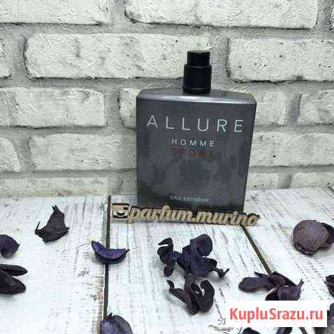 Chanel allure homme sport edt 100ml Мурино