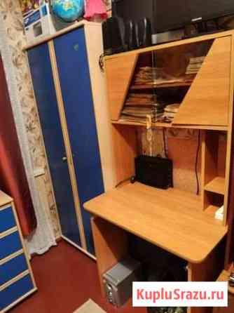Детская мебель (комод, шифонер, компьютерный стол) Майкоп