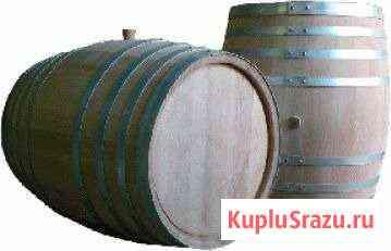 Бочка дубовая 225 л. для винно коньячных заводов Майкоп