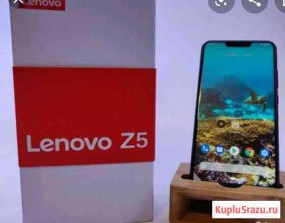 Lenovo Z5 Майкоп
