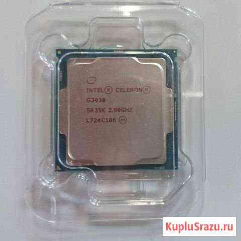 Процессор celeron g3930 Майкоп