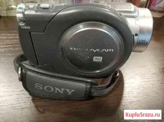 Видеокамера Sony handycam dcr-dvd405 Благовещенск