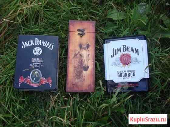 Ящики из под вина и коробки от виски Архангельск
