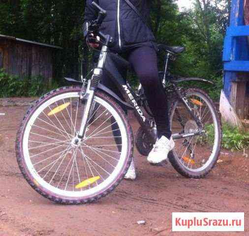 Велосипед Котлас