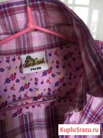 Рубашка для девочки Камызяк