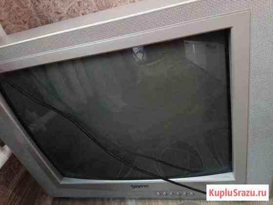 Телевизор и тумба Белогорск