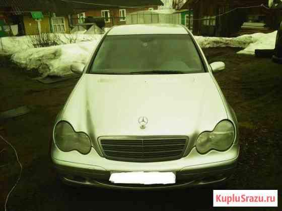 Mercedes-Benz C-класс 2.1AT, 2004, 300000км Вельск