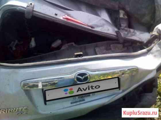 Mazda Tribute 2.0МТ, 2001, битый, 250000км Каргополь