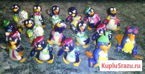Коллекция пингвинов Котлас