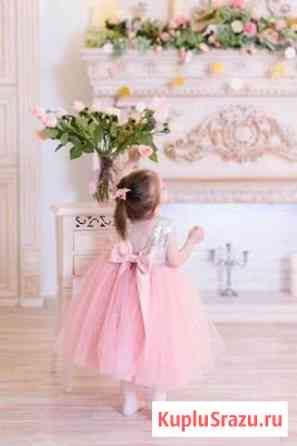Платье на девочку Астрахань