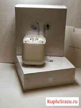 Беспроводные наушники Apple AirPods 2 Уфа
