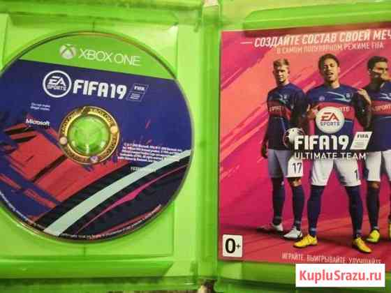 Game xbox one fifa 19 Брянск