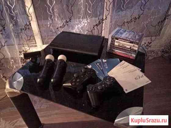 PlayStation3 Super Slim (+ Аккаунт GTA 5 online) Брянск