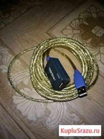 5-метровый удлинитель USB 2.0 Trendnet TU2-EX5 Мглин