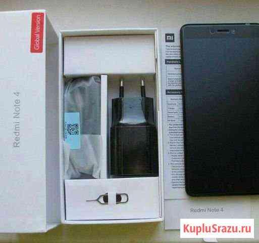 Xiaomi Redmi Note 4 Северодвинск
