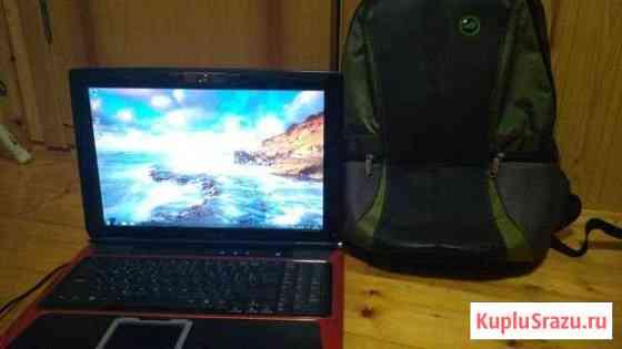 Дизайнерский ноутбук Asus G50V Котлас