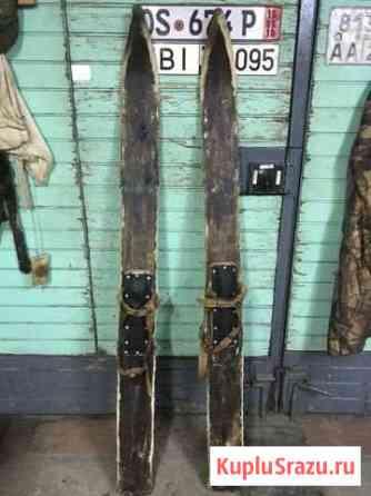 Лыжи охотничьи с камусом Северодвинск
