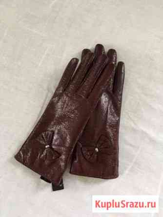 Новые утеплённые перчатки размер 6 Уфа