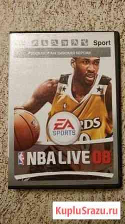 NBA Live 08 Нефтекамск
